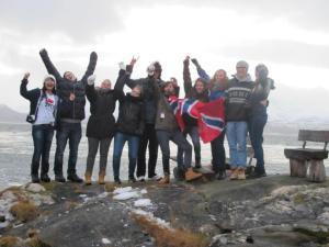 YFU NORD HØSTSAMLING 2012 - 20.10.2012