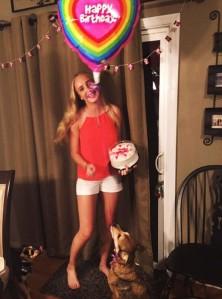 Lotta's birthday